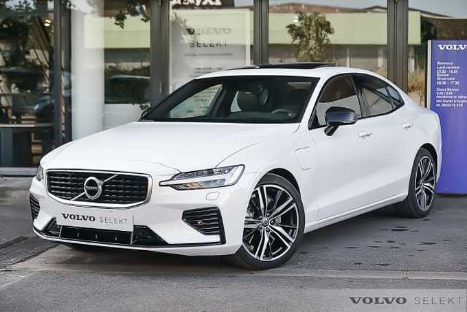Volvo S60 III R-Design T8 Twin Engine